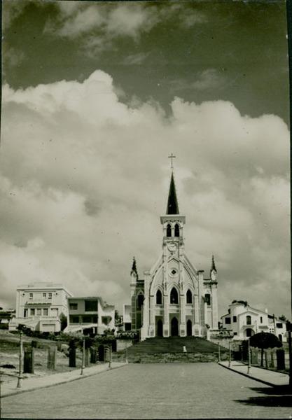 Catedral Santo Antônio de Pádua : Jequié, BA - 1957