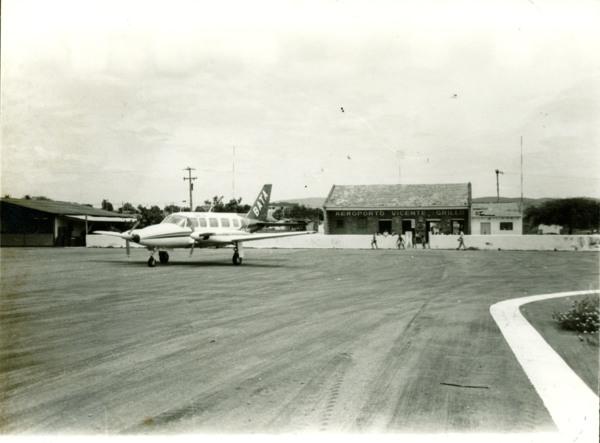Aeroporto : Jequié, BA - [19--]