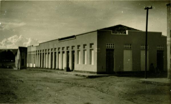 Mercado Municipal : Jeremoabo, BA - 1957