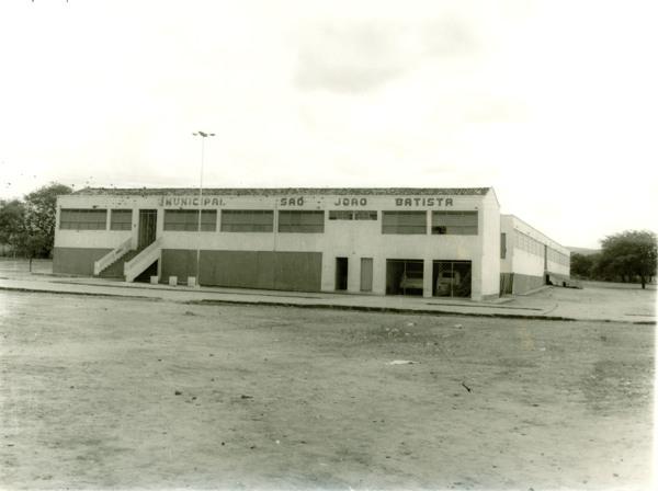 Colégio Municipal São João Batista : Jeremoabo, BA - [19--]