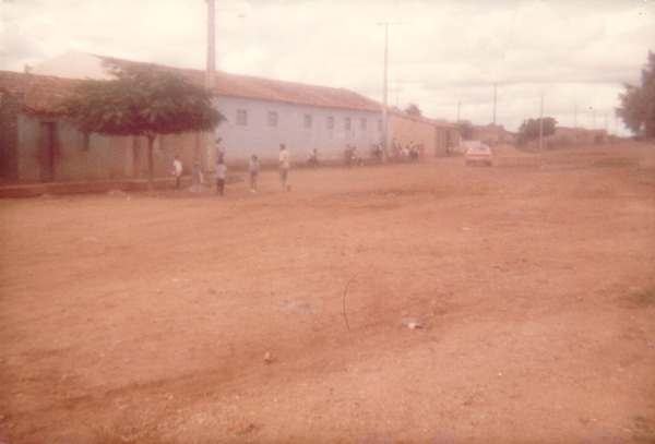 Prédio Escolar Getúlio Vargas : Rua Manso Cabral : Jussara, BA - [19--]