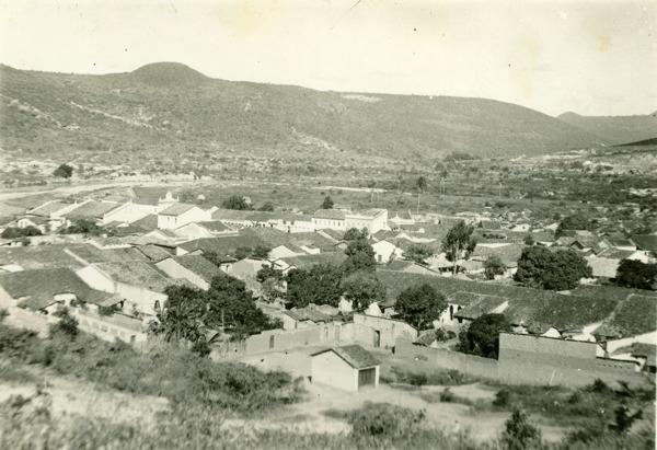 Vista panorâmica da cidade : Palmeiras, BA - [19--]