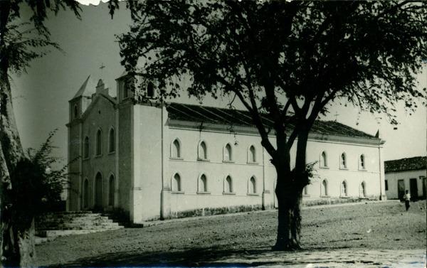 Igreja Matriz de Santo Antônio de Pádua : Paramirim, BA - [19--]