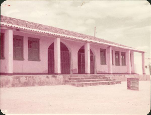 Grupo Escolar Clemente Mariani : Nova Itarana, BA - 1983