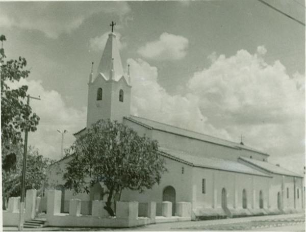 Igreja Nossa Senhora da Conceição : Nova Soure, BA - [19--]