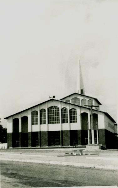 Igreja de Nossa Senhora da Conceição : Olindina, BA - [19--]