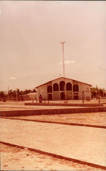 Igreja de Santo Antônio : Pilão Arcado, BA - [19--]