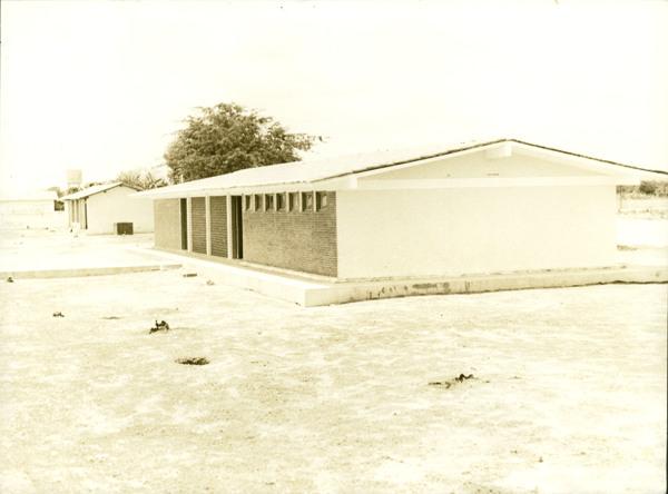 Unidade de saúde : Pilão Arcado, BA - 1981