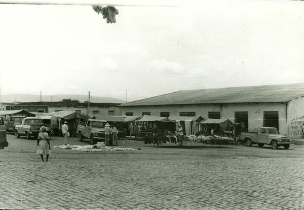 Mercado municipal : Pindaí, BA - [19--]