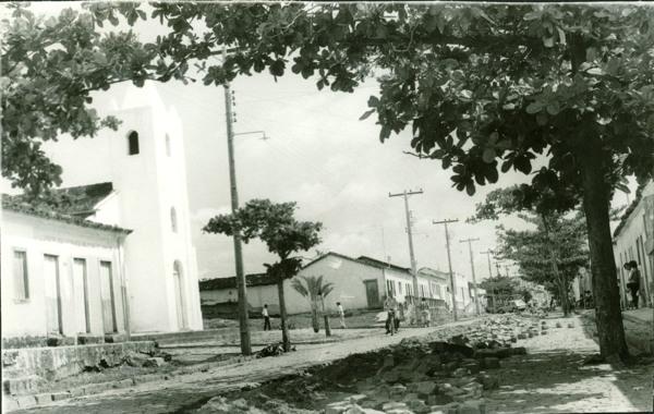 Vista parcial da cidade : Pindaí, BA - [19--]
