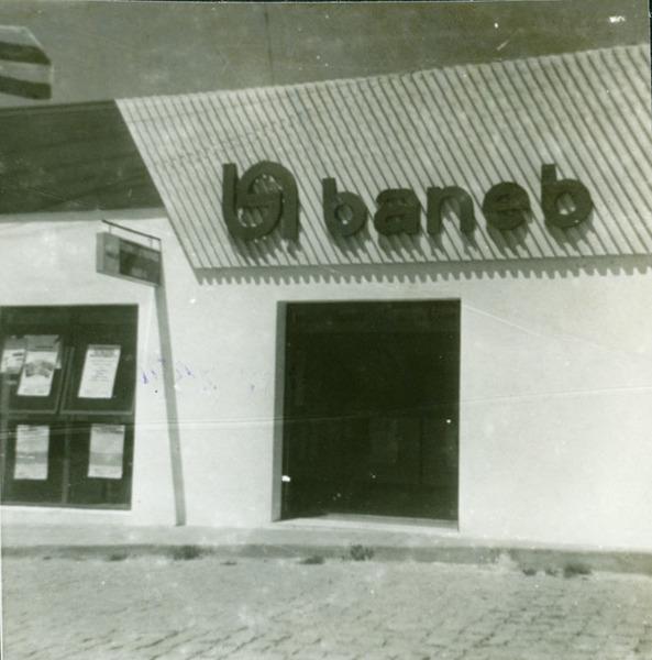 Banco Baneb : Presidente Jânio Quadros, BA - [19--]