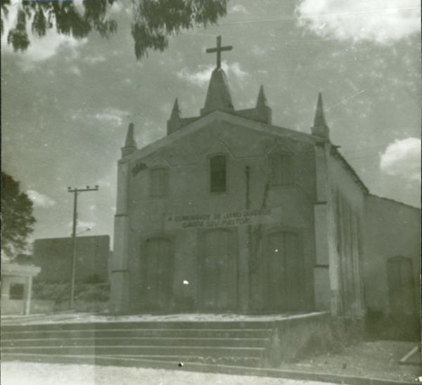 Igreja de São João Batista : Presidente Jânio Quadros, BA - [19--]