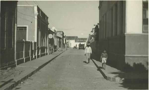Rua Eurico Guanaes : Remanso, BA - 1957