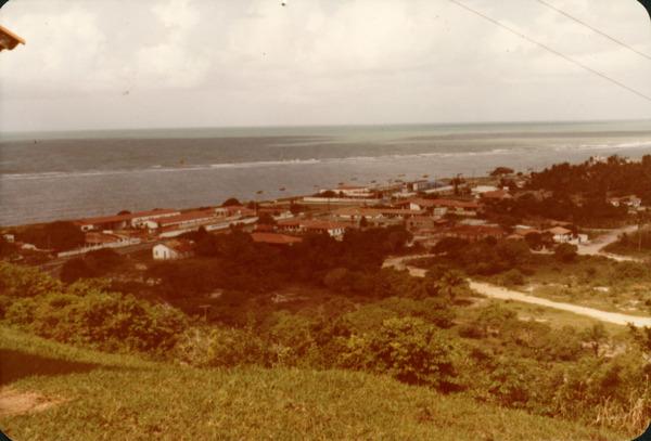 Vista [panorâmica] da cidade : Porto Seguro, BA - [19--]