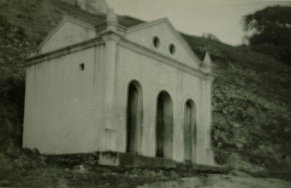 [Fonte de Água Milagrosa Nossa Senhora da Ajuda] : Porto Seguro, BA - 1957