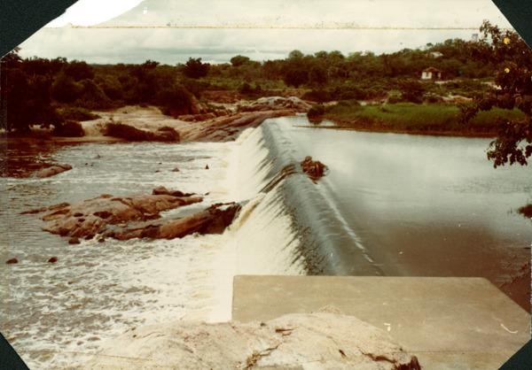 Barragem do rio Itapicuru : Queimadas, BA - [19--]
