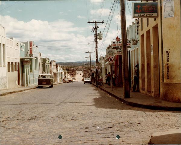 Rua J. J. Seabra : Rua 2 de Julho : Ruy Barbosa, BA - [19--]