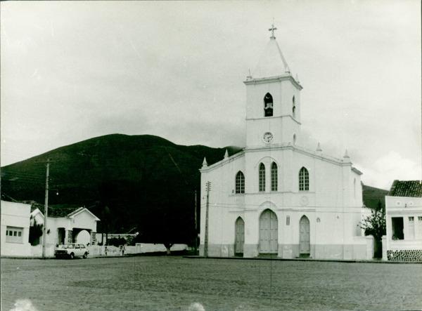 Igreja Matriz Santo Antônio de Pádua : Ruy Barbosa, BA - [19--]