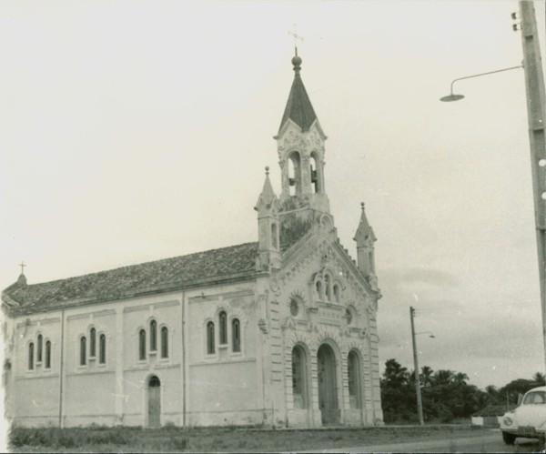 Igreja Matriz de Nossa Senhora do Carmo : Salinas da Margarida, BA - [19--]