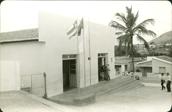 Prefeitura Municipal : Santa Brígida, BA - [19--]