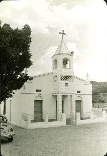 Igreja de São Pedro : Santa Brígida, BA - [19--]