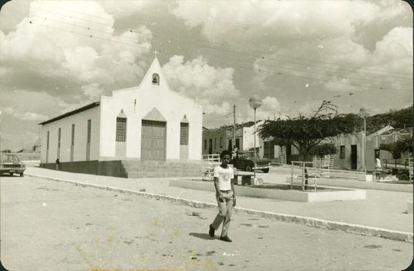Igreja de Santa Brígida : Santa Brígida, BA - [19--]