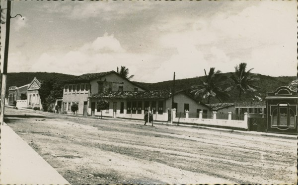 Rua Rui Barbosa : Santa Inês, BA - [19--]