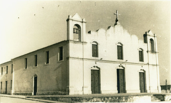 Igreja Matriz de Nossa Senhora Santana : Santana, BA - [19--]