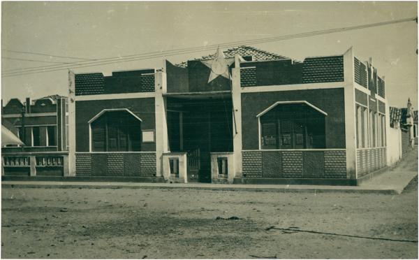 Prefeitura Municipal : Santa Rita de Cássia, BA - 1957