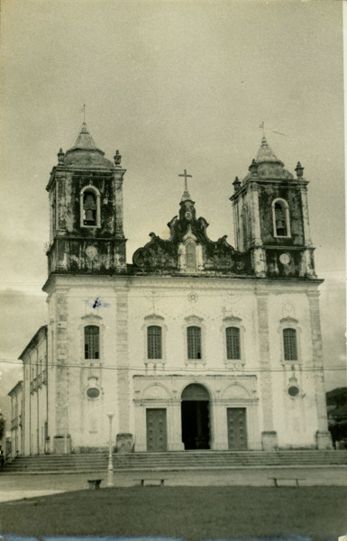 Igreja Matriz Nossa Senhora da Purificação : Santo Amaro, BA - 1957