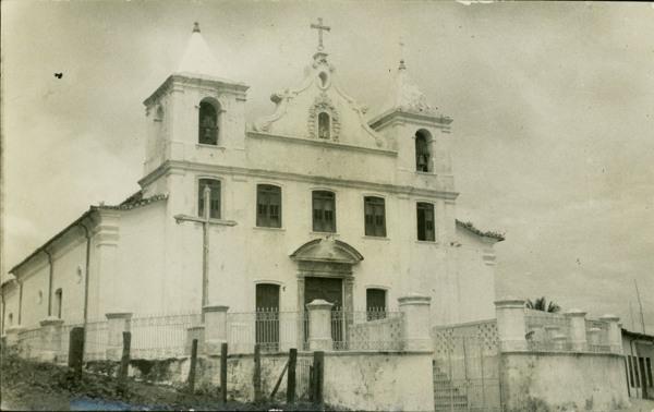 Igreja Santa Luzia : Santo Amaro, BA - 1957
