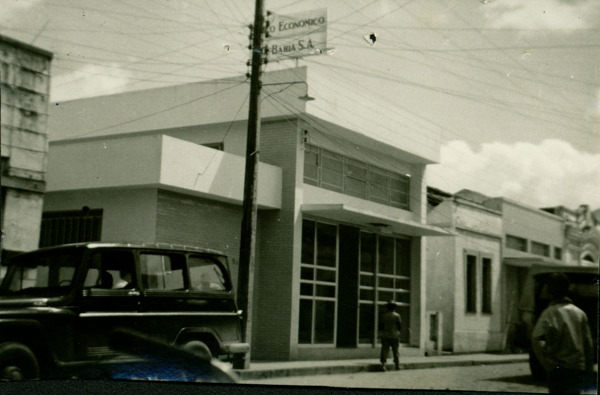 Banco Econômico da Bahia S.A. : Santo Antônio de Jesus, BA - [19--]