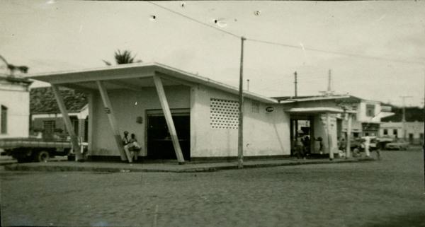 Estação rodoviária : Santo Antônio de Jesus, BA - [19--]