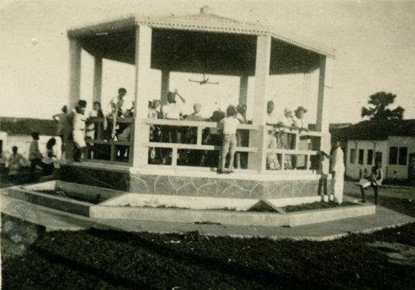 Coreto da Praça da Bandeira : Santo Estêvão, BA - [19--]