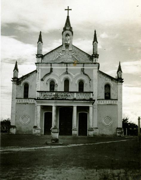 Igreja matriz : São Felipe, BA - 1957