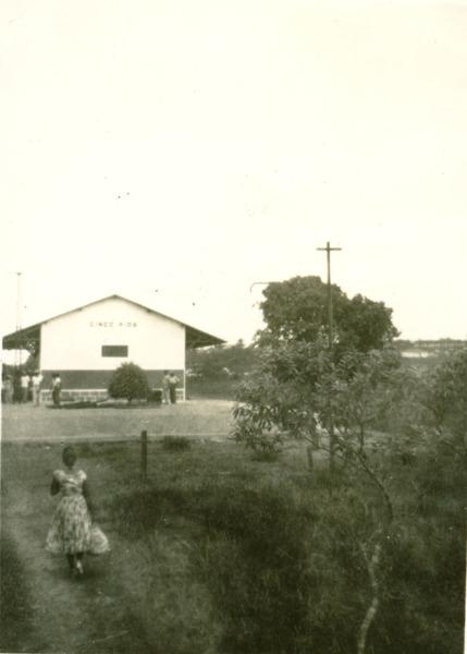 Estação Ferroviária Cinco Rios : São Sebastião do Passé, BA - [19--]