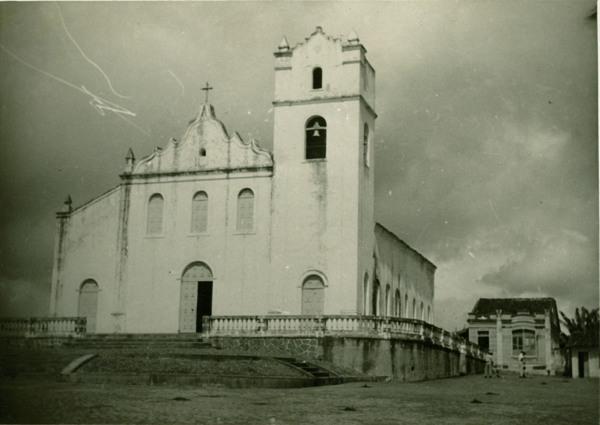 Igreja Matriz de São Sebastião : São Sebastião do Passé, BA - 1957
