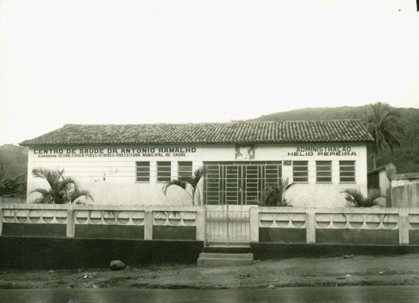 Centro de Saúde Dr. Antonio Ramalho : Saúde, BA - [19--]