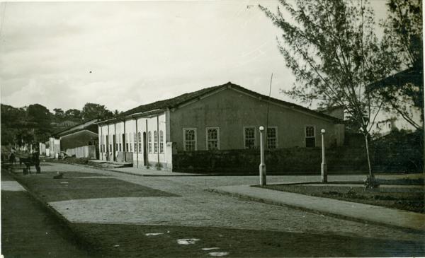 Rua Vitor Meireles : Taperoá, BA - 1957