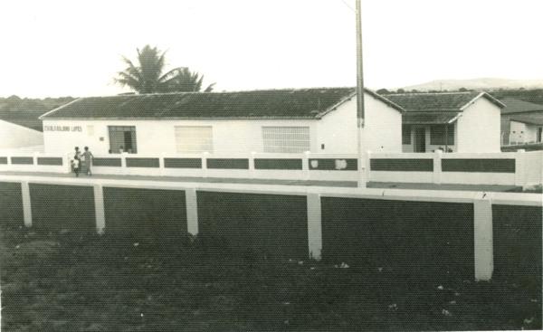 Escola Balbino Lopes : Teofilândia, BA - [19--]