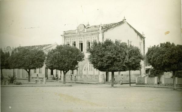 Prefeitura Municipal : Tucano, BA - 1957