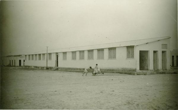 Povoado Caldas do Jorro : Tucano, BA - 1957