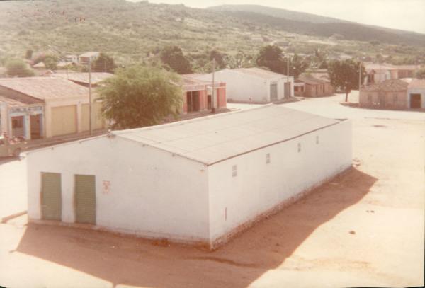 Vista parcial da cidade : Uibaí, BA - [19--]