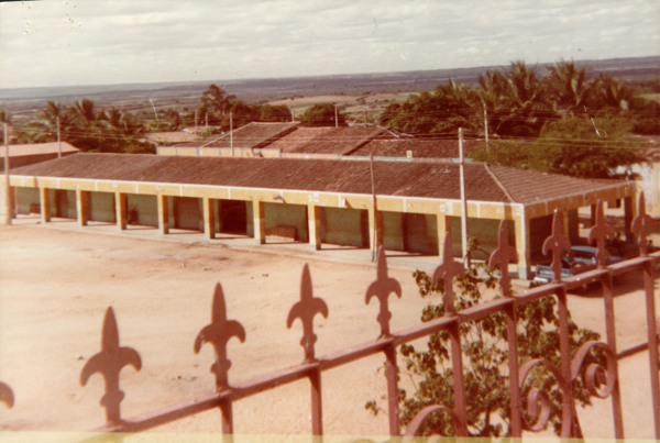 Mercado municipal : Uibaí, BA - [19--]