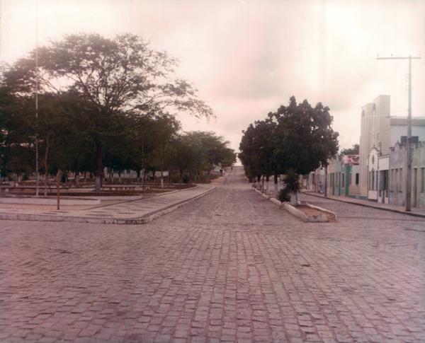 Vista parcial da cidade : Valente, BA - [19--]