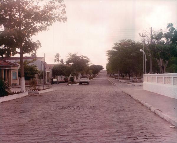Rua Possidônio Ramos : Valente, BA - [19--]