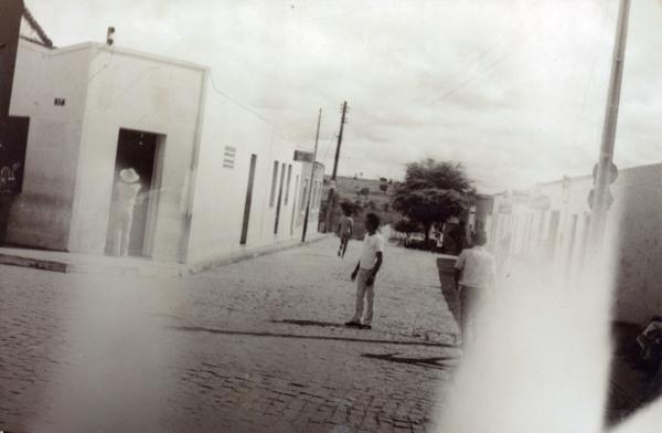 Vista parcial da cidade : Várzea do Poço, BA - [19--]