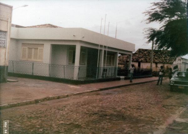 Prefeitura Municipal : Abaiara, CE - 1984