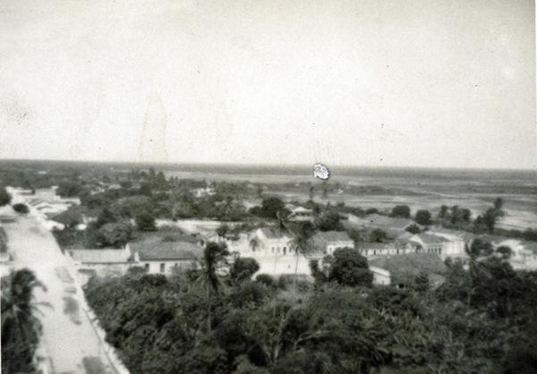 Vista panorâmica da cidade : Acaraú, CE - [19--]