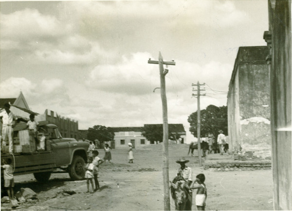 Praça do comércio : Aiuaba, CE - [19--]